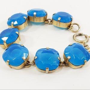 Catherine Popesco Bracelet Sea Blue Stones